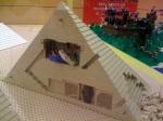 Pyramid's interior