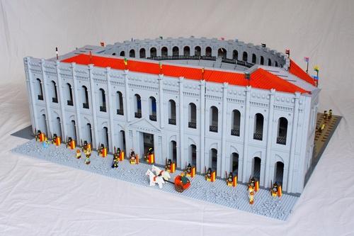 Roman Colchester Theater