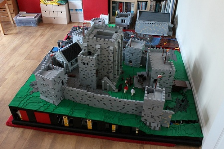 WIP Tigelfah Castle
