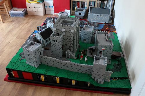 WIP Tigelfah Castle