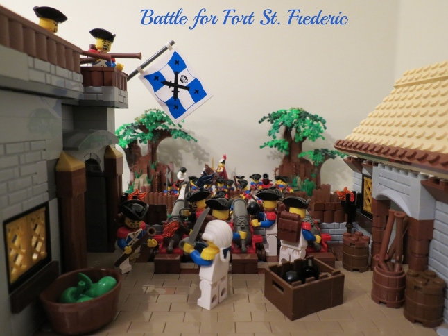 Battle for Fort St. Frederic
