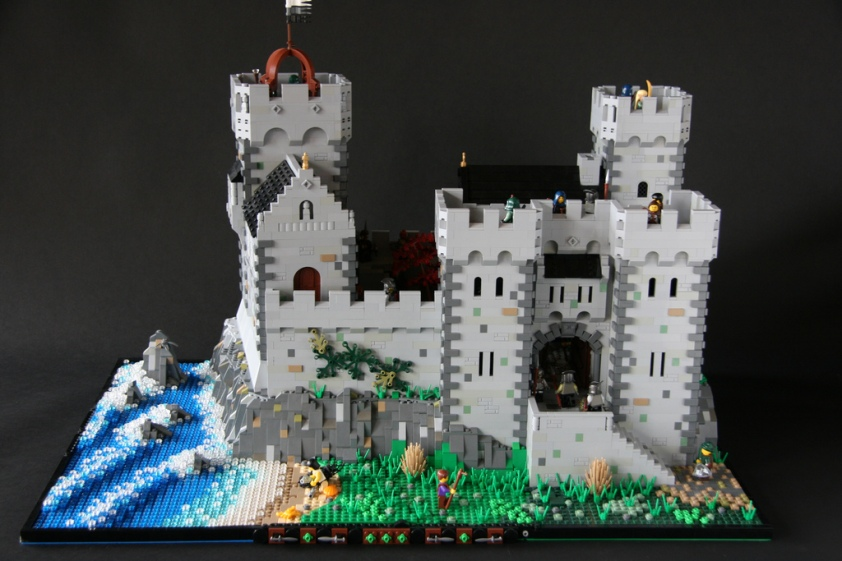Lothan Castle