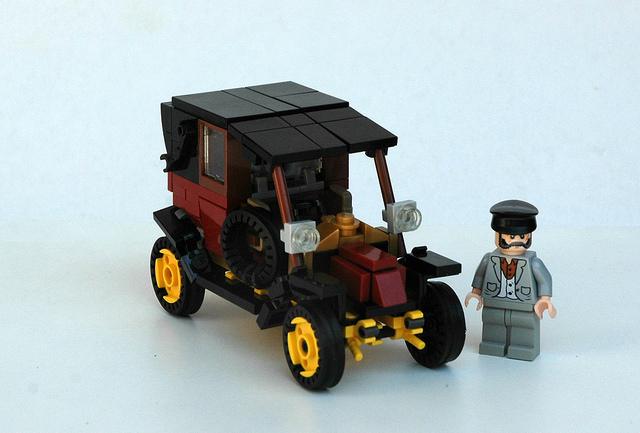 1910 Renault AG1