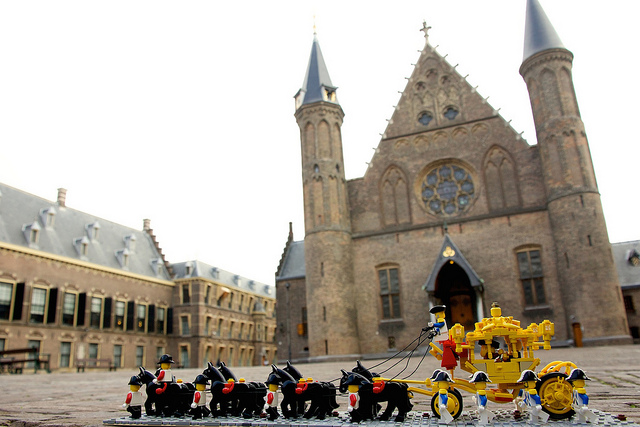 Dutch Royal Golden Carriage
