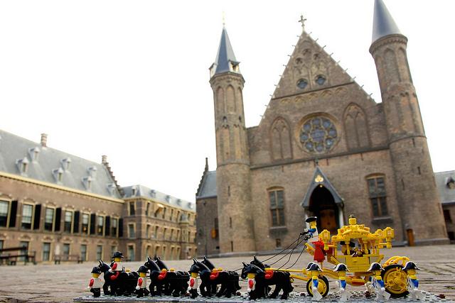 Dutch Royal Golden Carriage