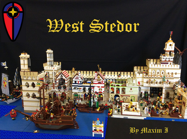 Lego Castle: West Mpya Stedor