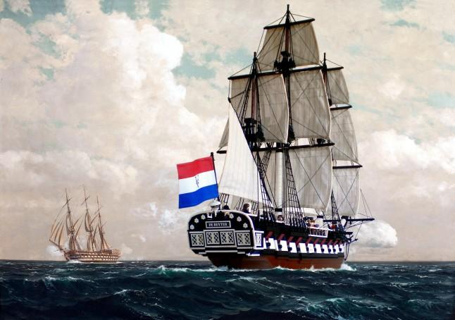VOC Frigate 'De Ruyter'