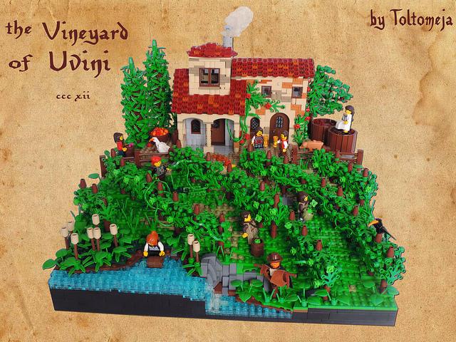 The Vineyard of Uvini
