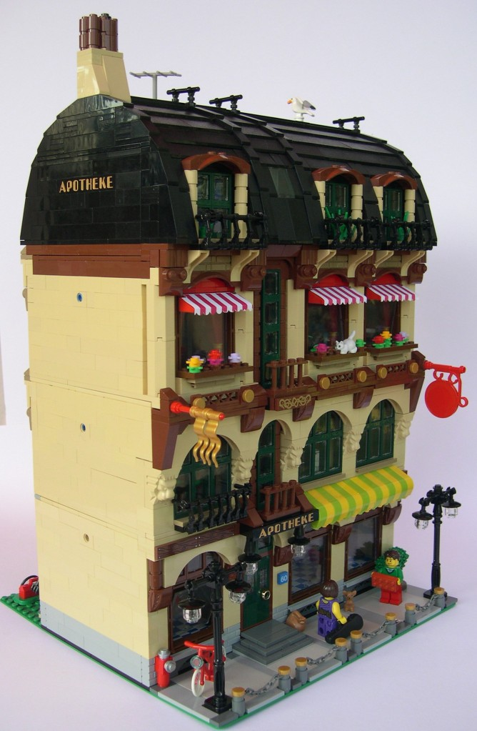Modular Old Pharmacy
