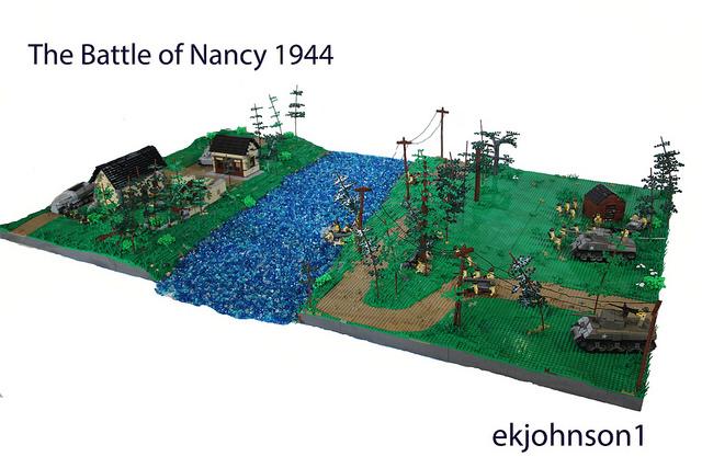 The Battle of Nancy 1944 Main pic